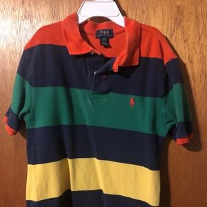 Pack of 2 Ralph Lauren Boys polo's size M